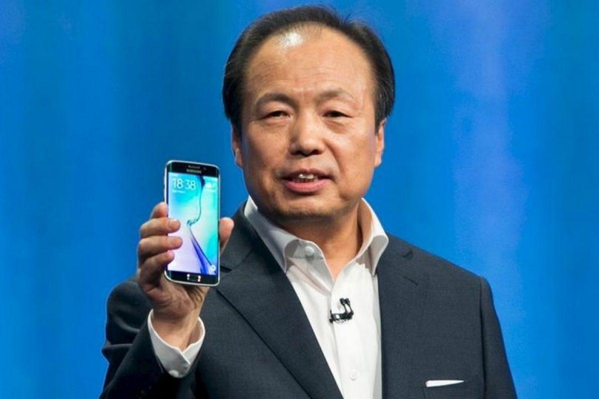 Jong-Kyun Shin, 58 años de edad – Corea del Sur. Foto:twitter.com/SamsungMobile. Imagen Por:
