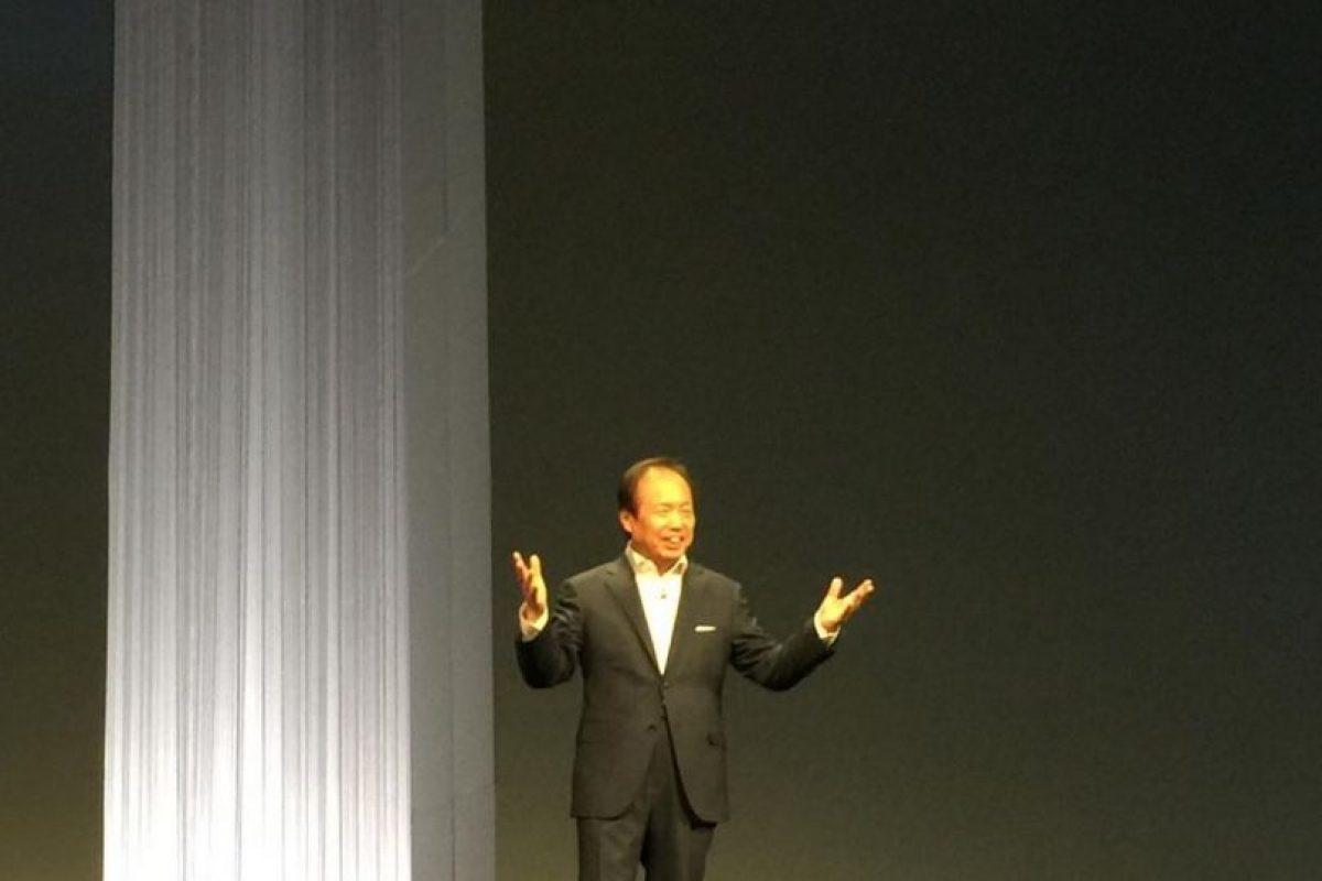 Jong-Kyun Shin es presidente y director ejecutuvo de Samsung Electronics desde 2013. Foto:Twitter. Imagen Por:
