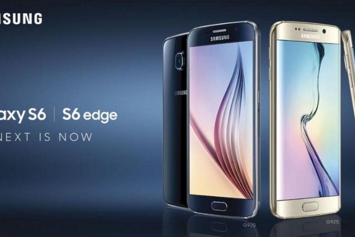 En marzo pasado, la empresa surcoreana presentó el Samsung Galaxy S6 y Samsung Galaxy S6 Edge. Foto:twitter.com/SamsungMobile. Imagen Por: