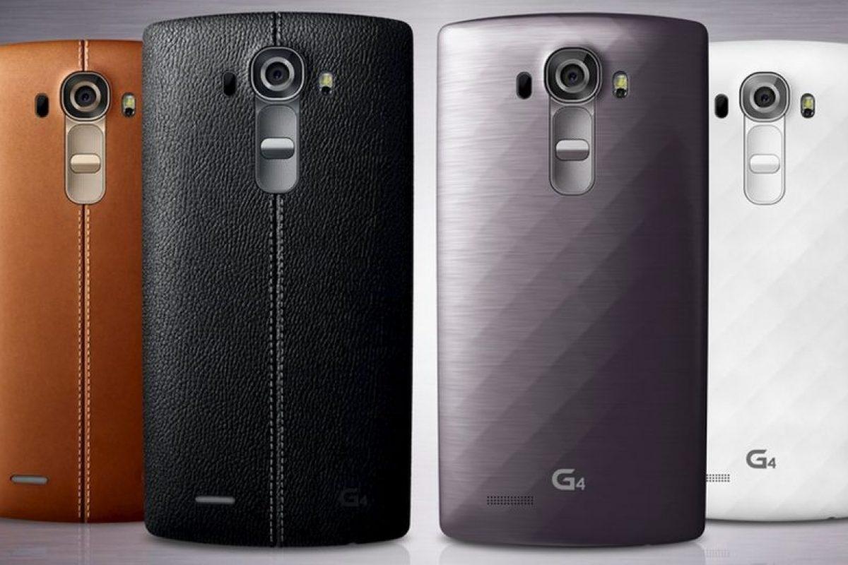 La empresa surcoreana presentó hace unas semanas su nuevo LG G4. Foto:twitter.com/LGUSAMobile. Imagen Por: