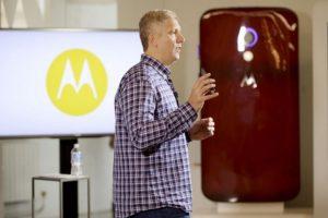 Rick Osterloh es presidente y director ejecutivo de Motorola desde abril de 2014. Foto:Getty Images. Imagen Por: