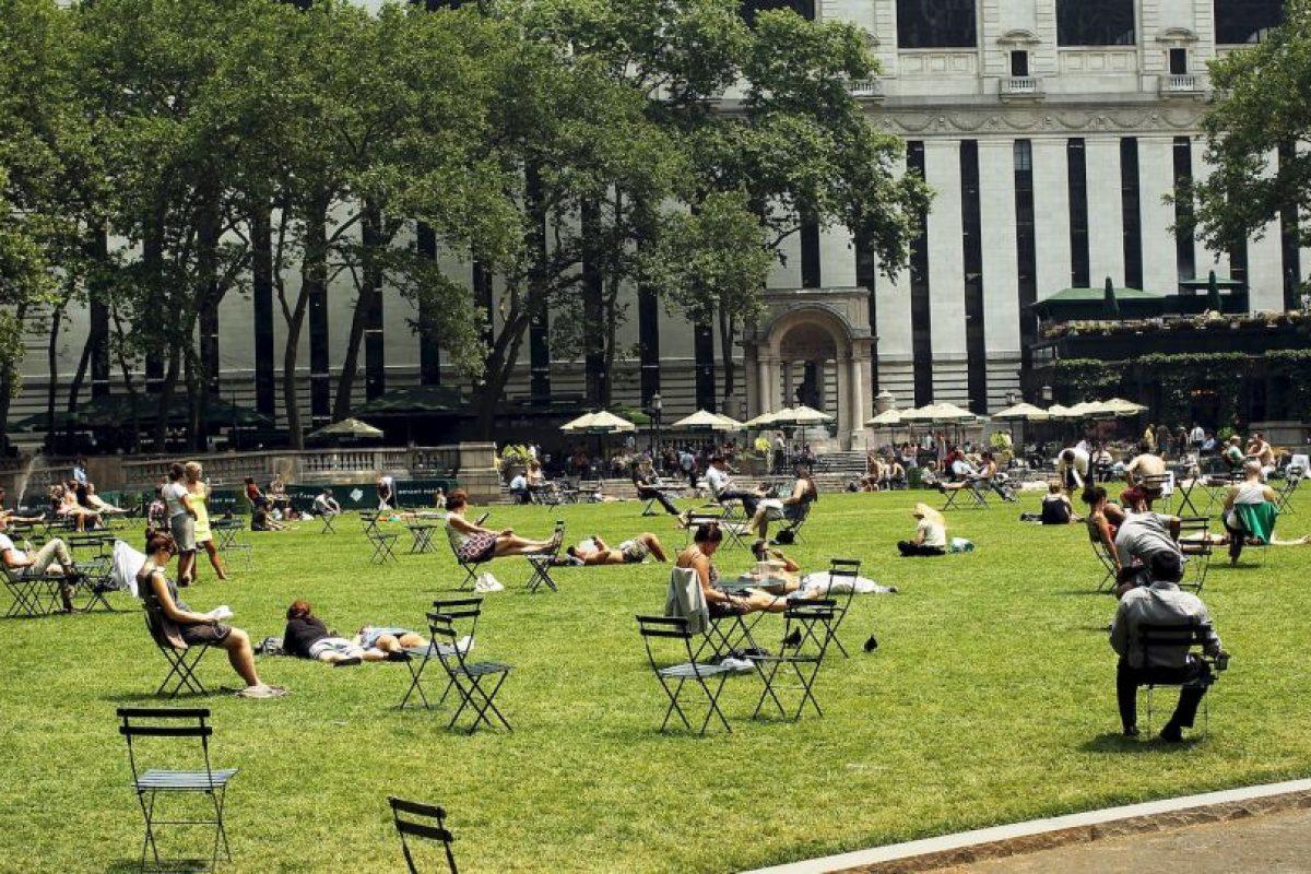 Una ola de robos atenta contra Central Park Foto:Getty Images. Imagen Por: