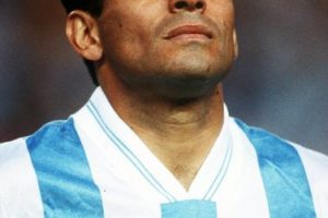 13. Diego Maradona (Argentina) Foto:Getty Images. Imagen Por: