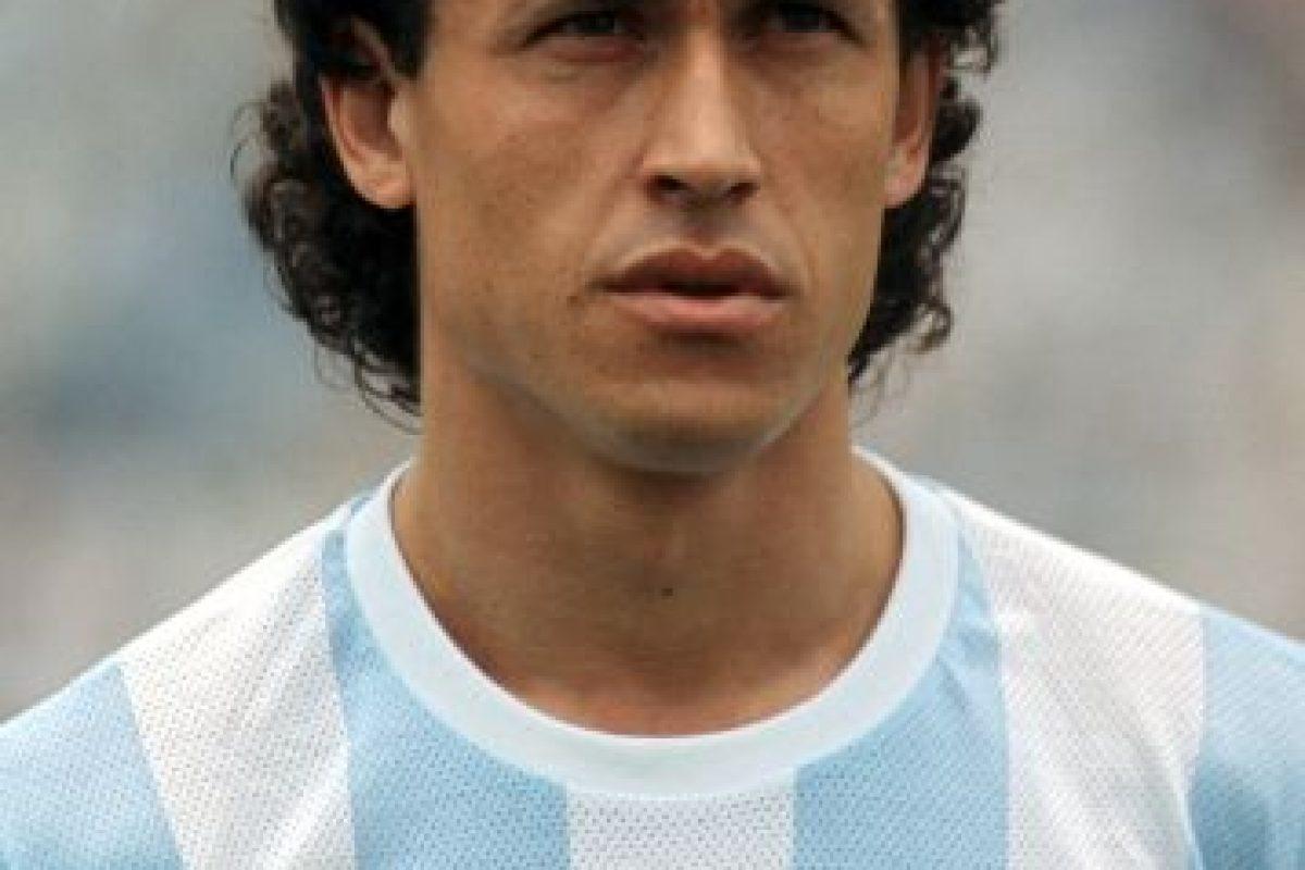 9. Jorge Valdano (Argentina) Foto:Getty Images. Imagen Por: