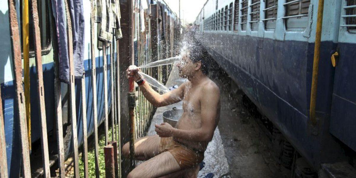 Una ola de calor masiva azota la India dejando a 500 fallecidos