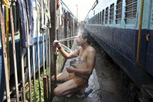 Extrema ola de calor deja al menos 500 muertos en India. Foto:AP. Imagen Por: