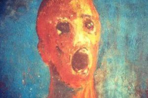 El Hombre Angustiado es una pintura que según el mito, fue hecha con la sangre de su pintor. La dueña del cuadro la escondió asegurando que estaba maldito. Foto:Reproducción. Imagen Por: