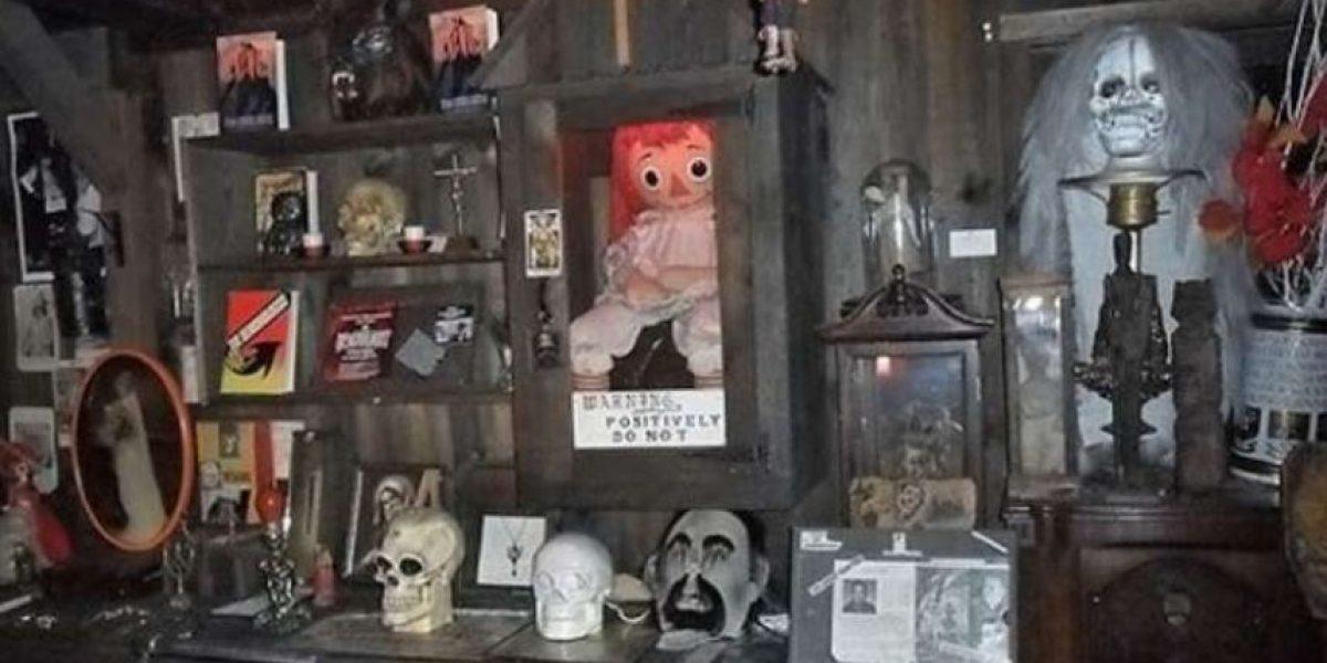 Para morir de miedo: estos son los 10 objetos más terroríficos del mundo