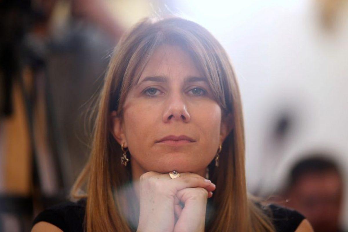 Derecho de la Universidad de Chile Foto:Agencia Uno. Imagen Por: