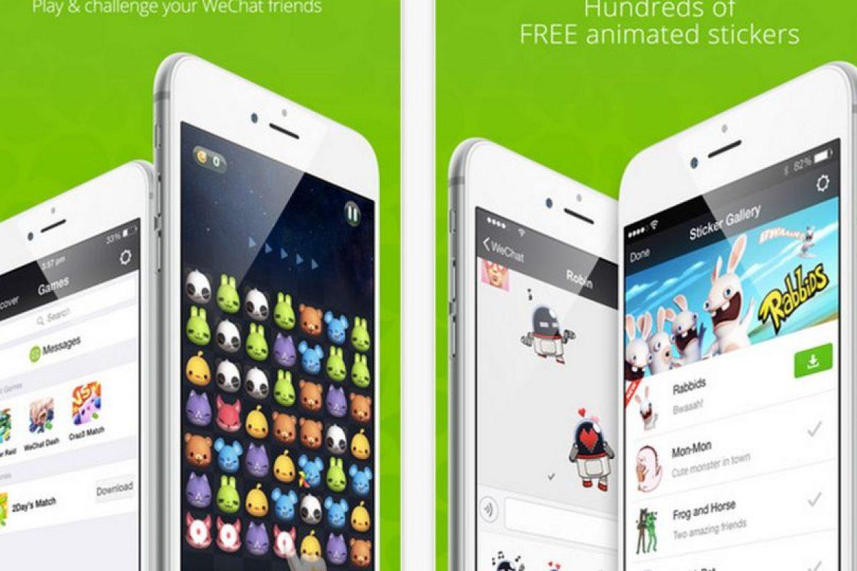 WeChat Foto:WeChat. Imagen Por: