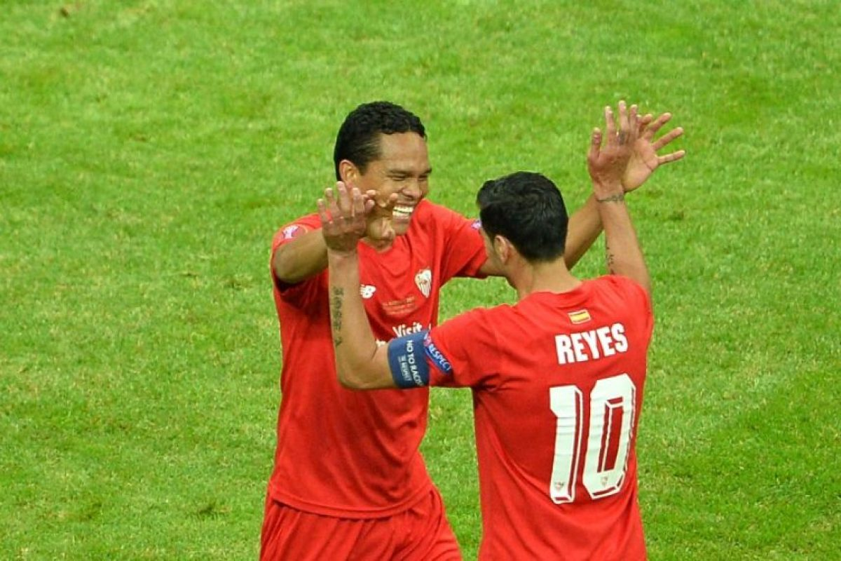 Es el tercer mejor goleador del torneo, con siete anotaciones. Foto:AFP. Imagen Por: