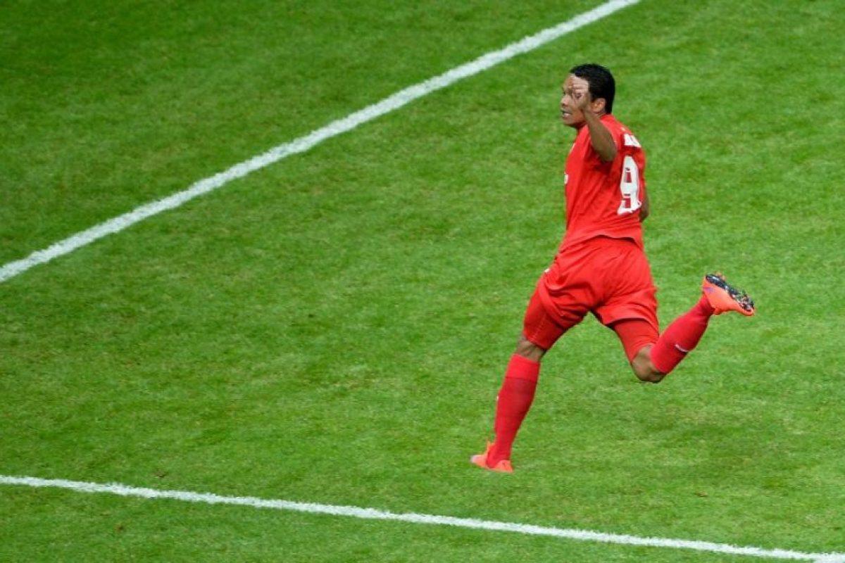 Fue el mejor jugador del partido. Foto:Getty Images. Imagen Por:
