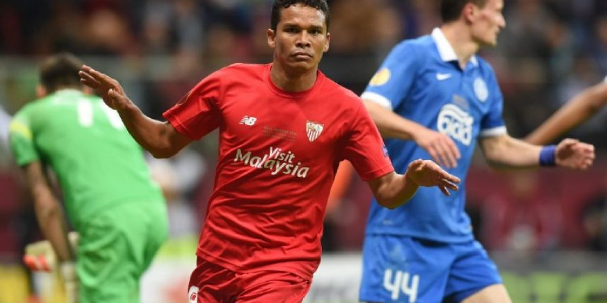 Carlos Bacca: El pescador que se convirtió en un crack del fútbol europeo
