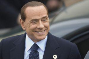 3. Silvio Berlusconi Foto:Getty Images. Imagen Por: