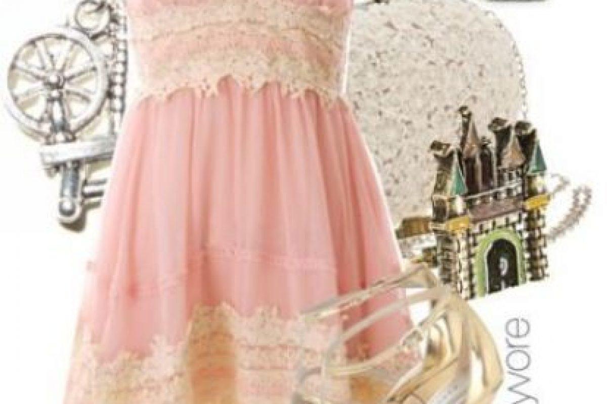 FOTOS: 22 vestidos inspirados en princesas Disney con los que no ...