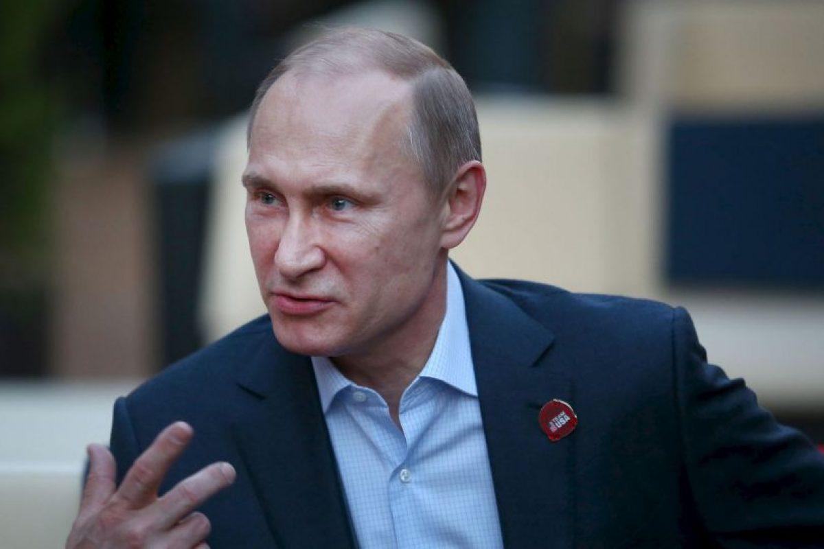 2. Vladimir Putin- Foto:Getty Images. Imagen Por: