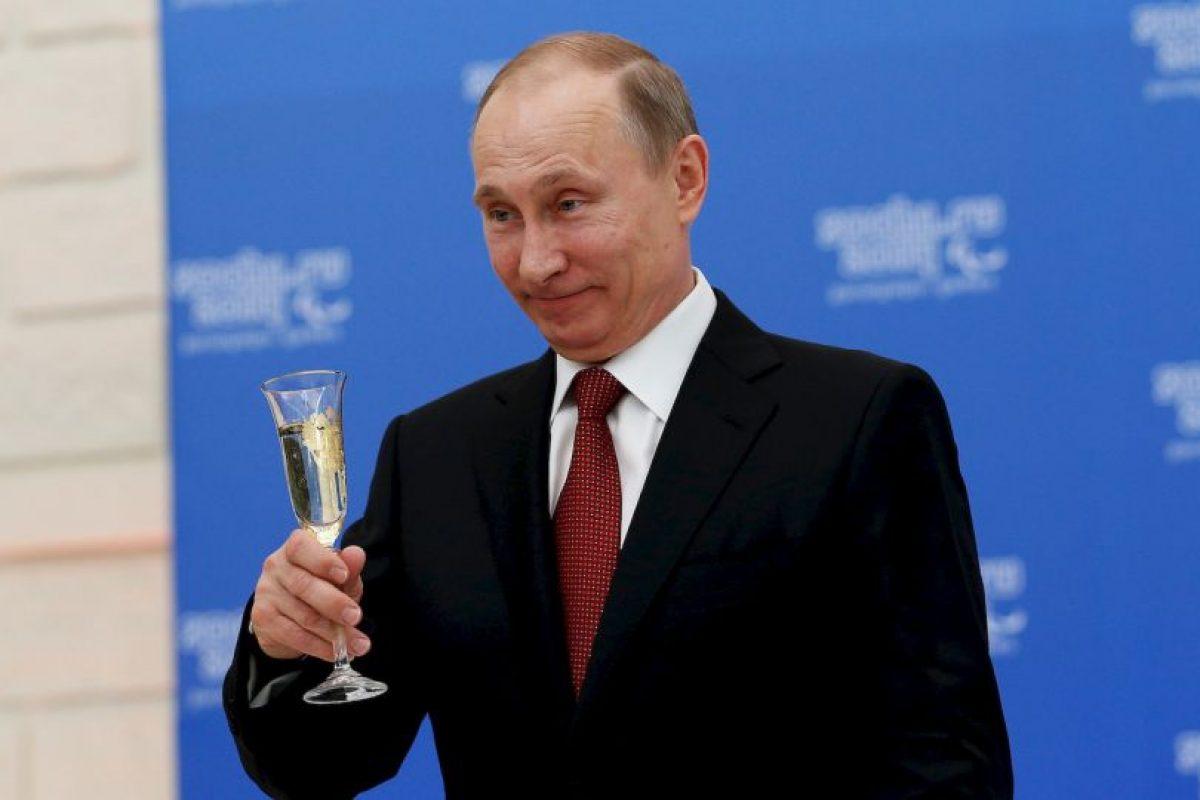 Vladimir Putin Foto:Getty Images. Imagen Por: