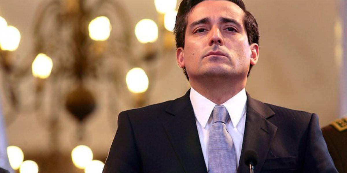 Revelan nuevo aporte a Peñailillo: Martelli le pagaba el celular