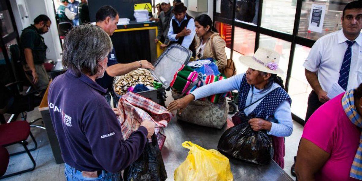 Denuncian uso político por parte de Bolivia del paro aduanero