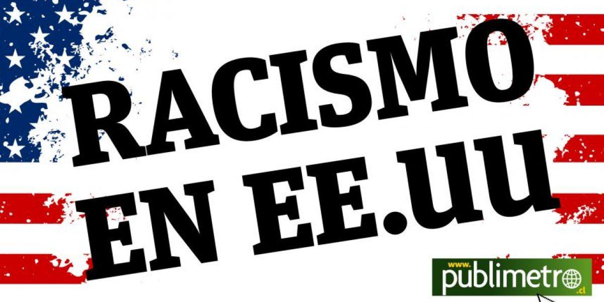 Infografía: racismo en EE.UU.