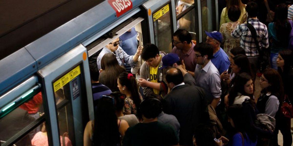 Metro suspende servicio en varios puntos de la Línea 1