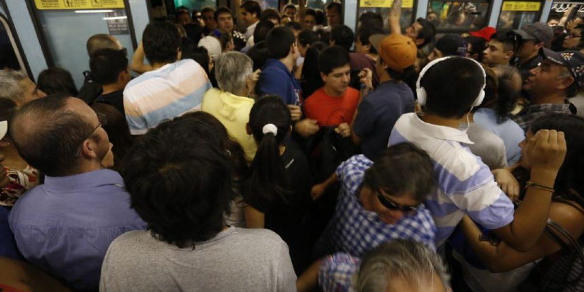 Metro avisa que ya repuso su servicio en toda su red