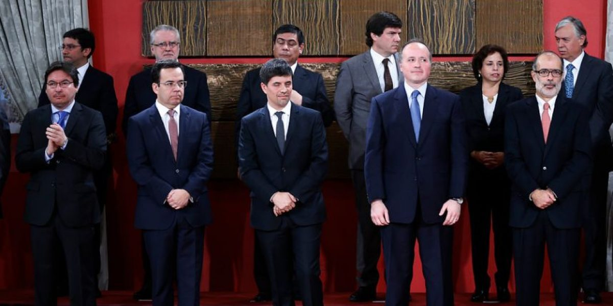 Estos ministros habrían quedado fuera de gratuidad universitaria