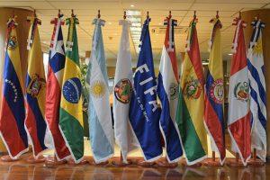 El 15 de diciembre de 1916 se realizó el primer congreso oficial de la Conmebol donde sólo se ratificó todo lo acordado en la reunión en Buenos Aires. Foto:Conmebol.com. Imagen Por: