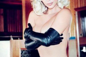 En topless, así fue como la estrella posó para Vogue Brasil Foto:Instagram/VogueBrasil. Imagen Por:
