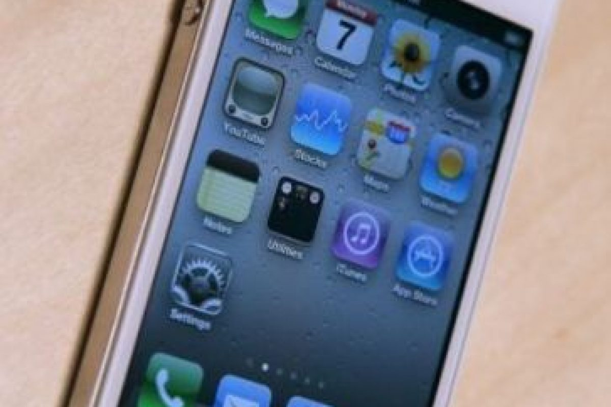 iPhone 4 (2010) Foto: Getty Images. Imagen Por: