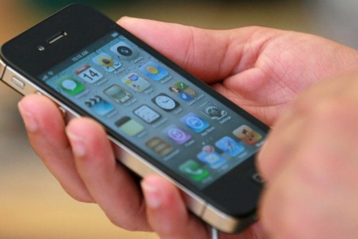 iPhone 4S (2011) Foto: Getty Images. Imagen Por: