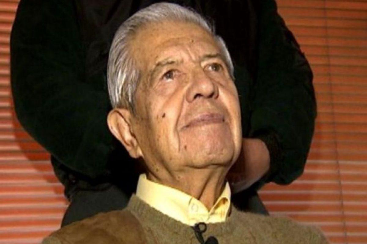 Nació en Santiago el 4 de mayo de 1929 Foto:Reproducción. Imagen Por:
