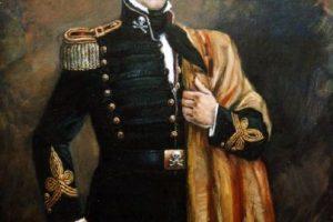 Nació en Santiago el 24 de febrero de 1785 Foto:Reproducción. Imagen Por: