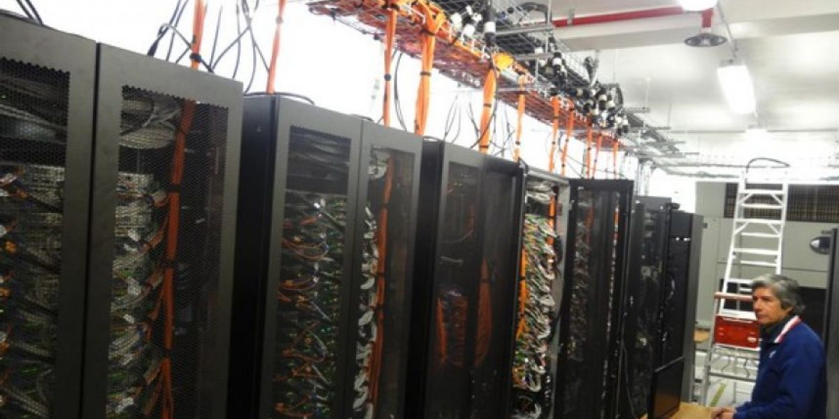 Así luce la computadora más potente de América Latina