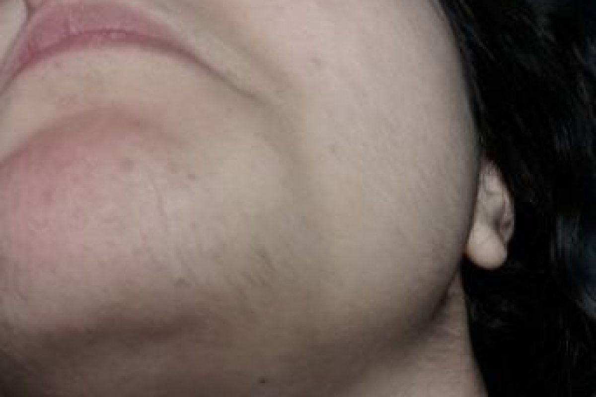 """Decidió dejar de afeitarse para dejar """"libre"""" a su cuerpo Foto:Vía Tab. Imagen Por:"""