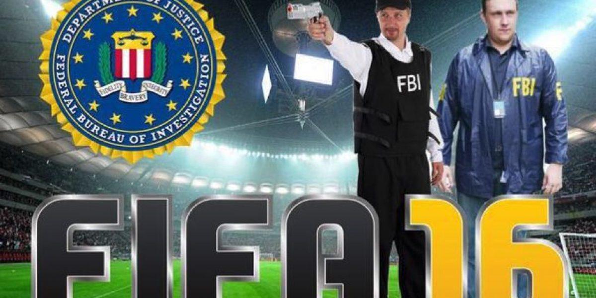 Corrupción en la FIFA desató burlas sobre su nuevo videojuego