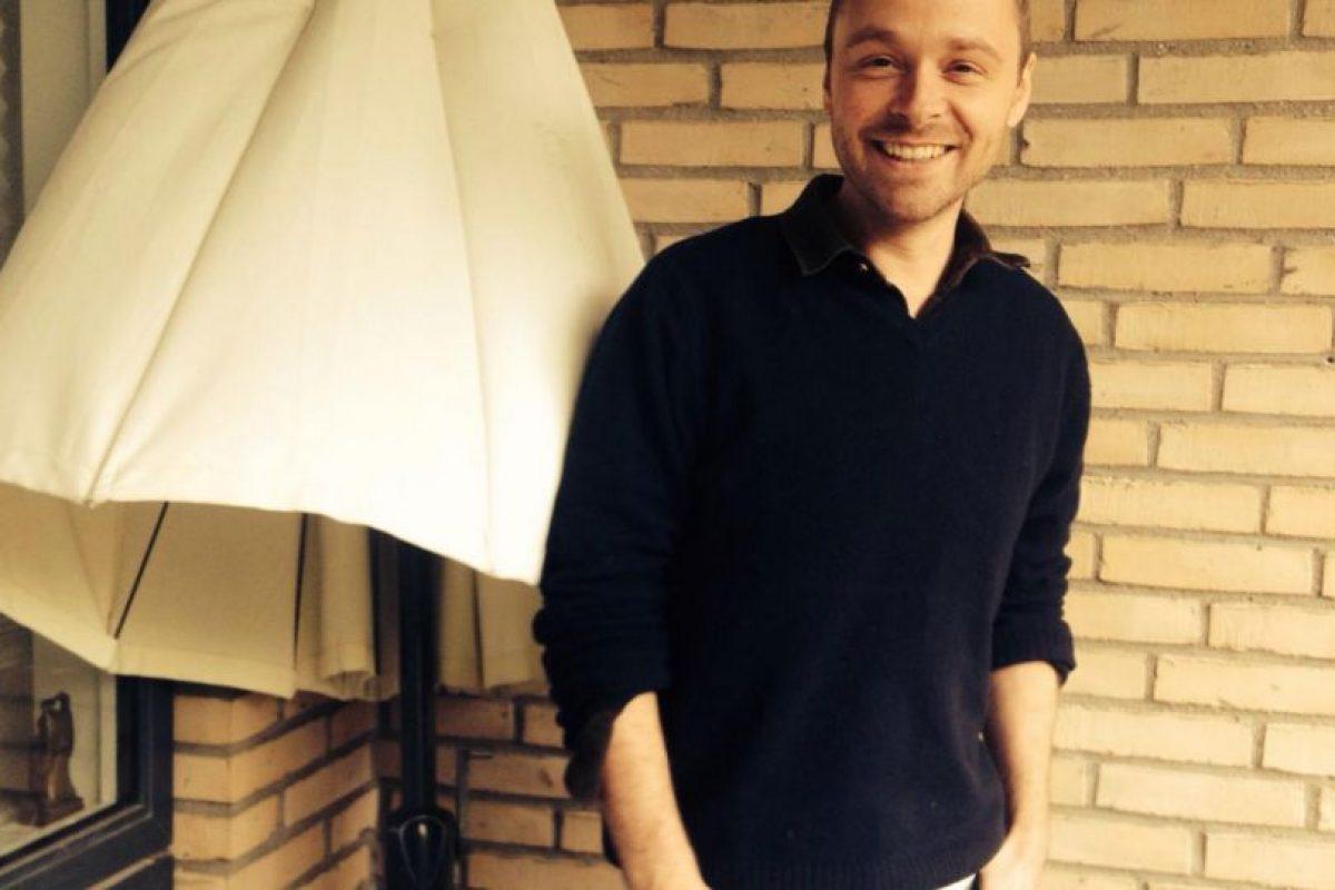 Asger Juhl, uno de los presentadores, que mató al animal. Foto:Vía Facebook.com/AsgerJuhl. Imagen Por: