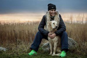 Linse Kessler fue la protectora animal invitada al programa de radio que intentó salvar al conejo. Foto:Vía Facebook.com/LinseKessler. Imagen Por: