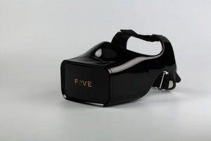 Habrá edición en negro Foto:FOVE / Kickstarter. Imagen Por:
