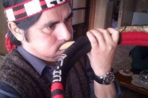Instrumento de viento típico del pueblo mapuche Foto:Gentileza. Imagen Por: