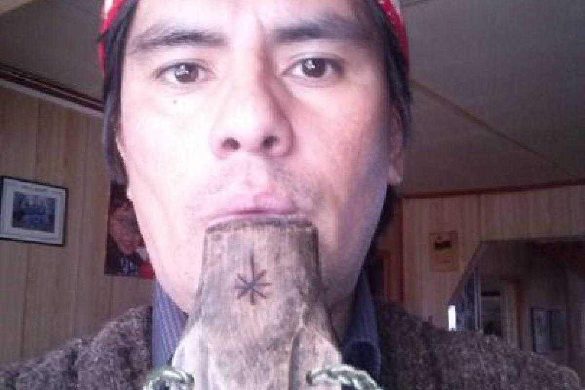 Instrumento de viento típico de los mapuche Foto:Gentileza. Imagen Por: