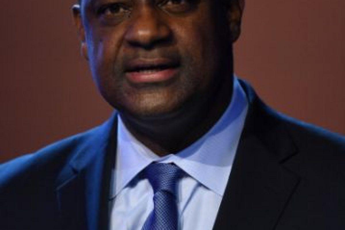 Jeffrey Webb, actual vicepresidente de la FIFA y presidente de la Confederación de Fútbol del Norte, Centroamérica y el Caribe (Concacaf). Foto:Getty Images. Imagen Por: