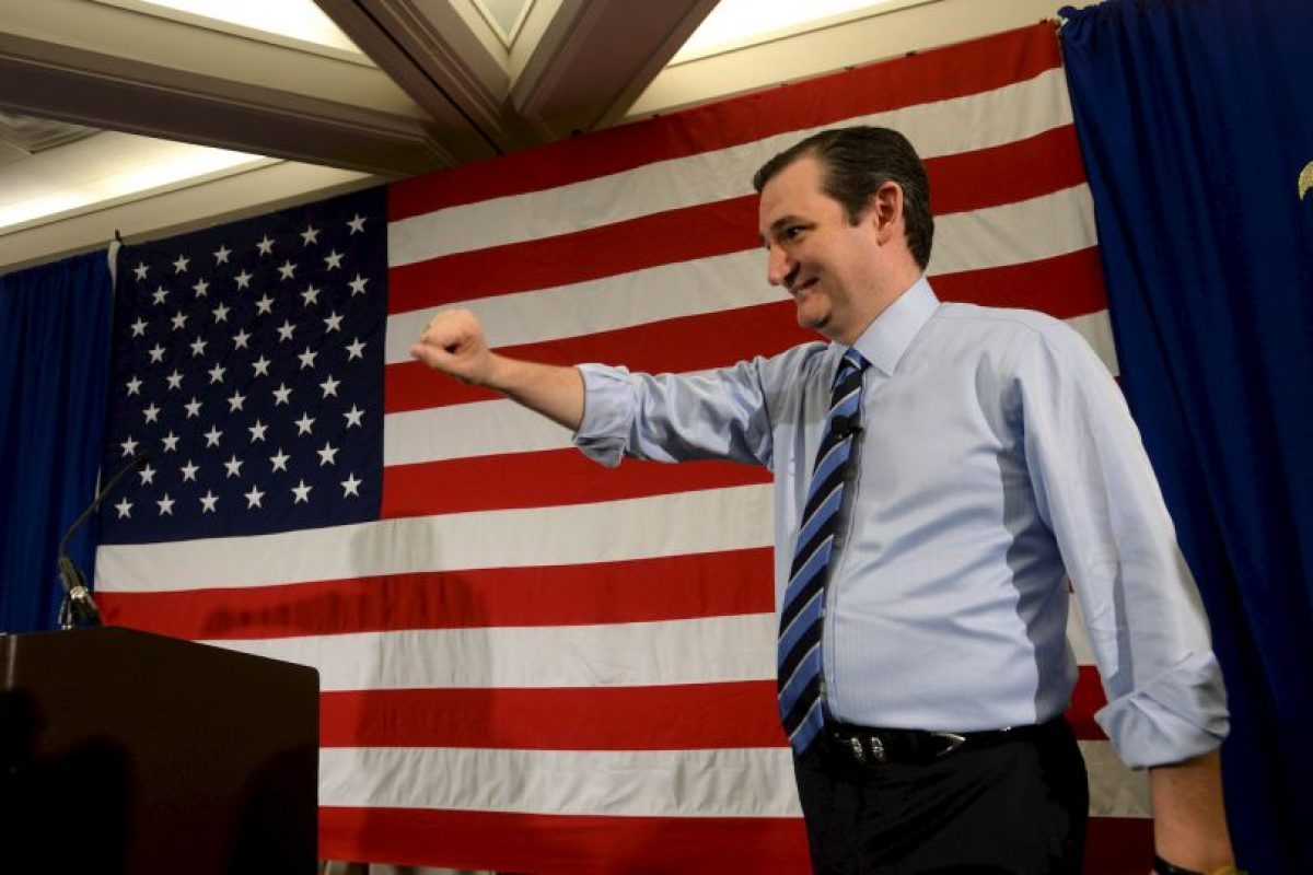 Ted Cruz Foto: Getty Images. Imagen Por: