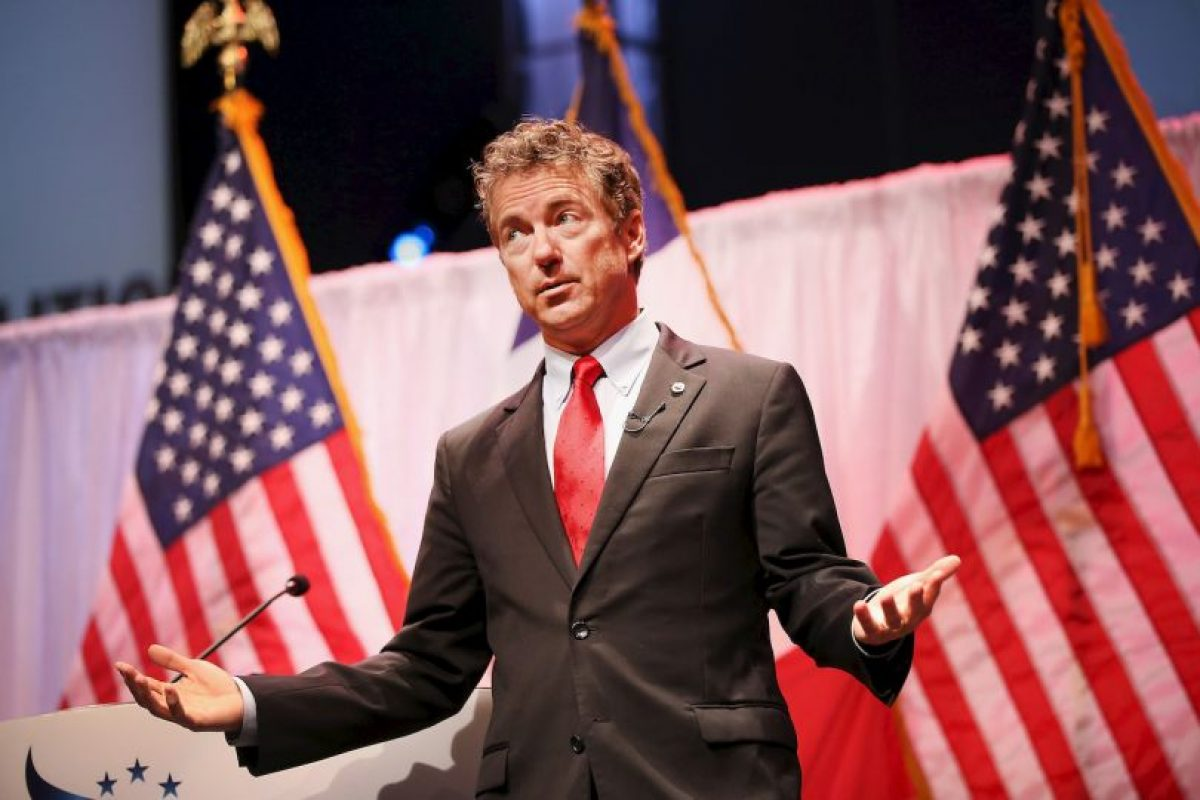 Rand Paul Foto: Getty Images. Imagen Por: