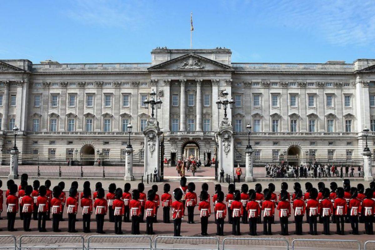 Este es el discurso de apertura de Parlamento número 62 de la reina. Foto:Getty Images. Imagen Por: