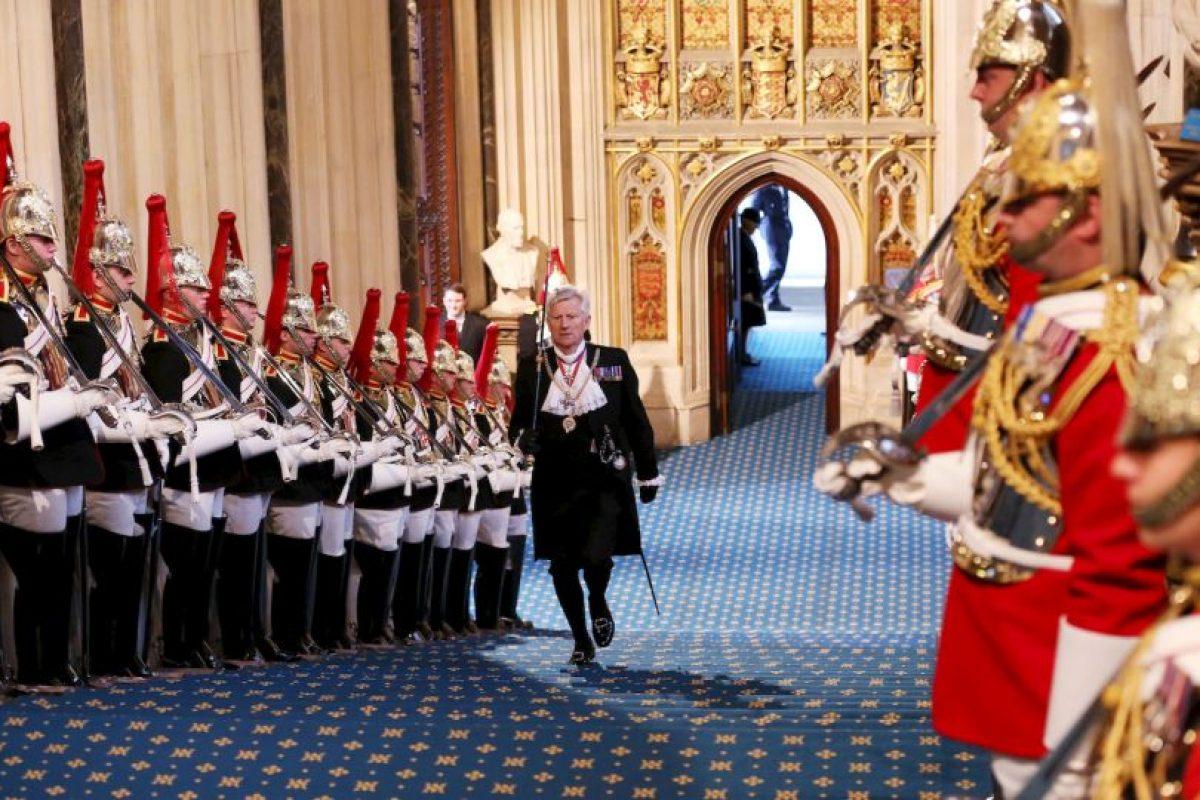 En la actividad se presentó el plan de trabajo del primer ministro de Reino Unido, David Cameron. Foto:Getty Images. Imagen Por: