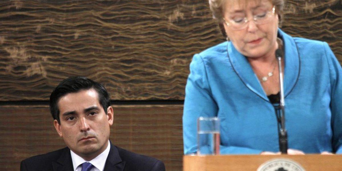 Diputado DC: Viajes a EEUU a convencer a Bachelet fueron con platas ilegales