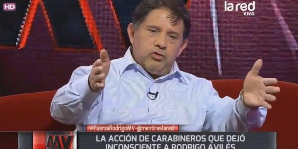 Padre de Rodrigo Avilés:
