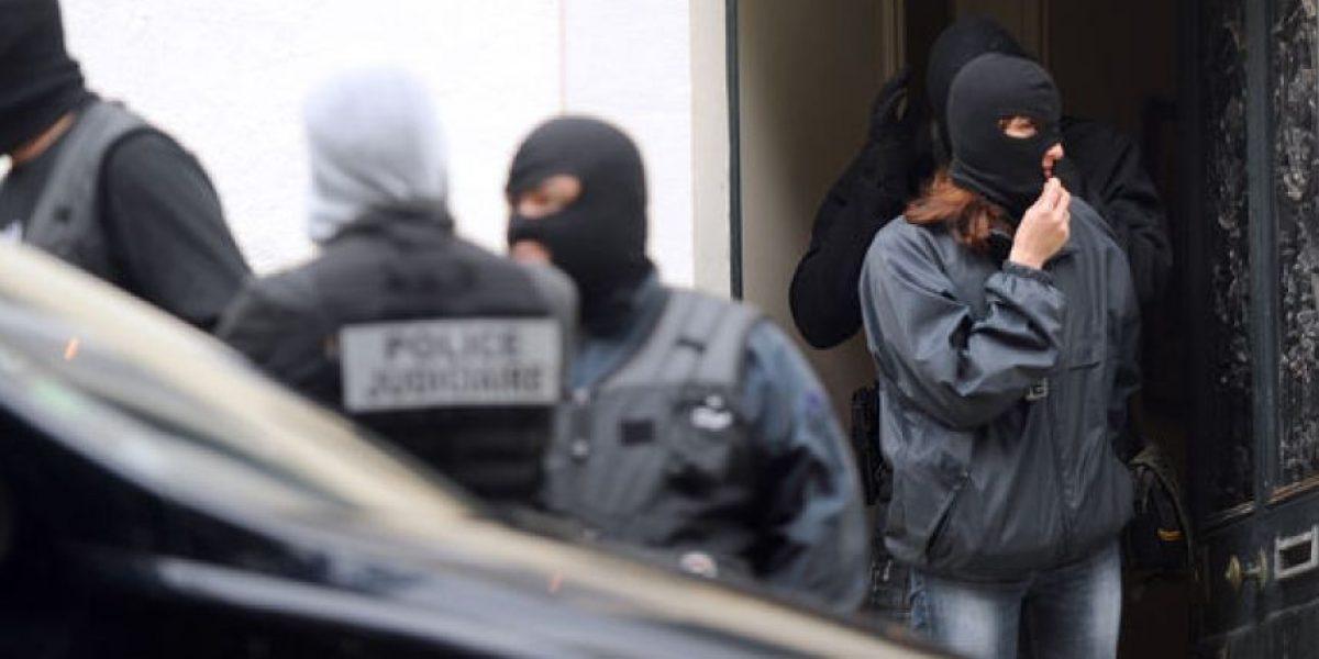 Operación anti-ETA en Francia: la policía encontró armas y componentes para explosivos