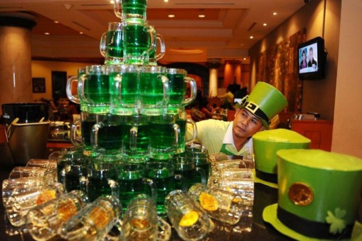 Se consumen 11.7 litros per cápita Foto:Getty Images. Imagen Por: